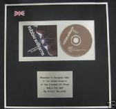 ROBBIE WILLIAMS - CD single Award- SHE'S THE ONE